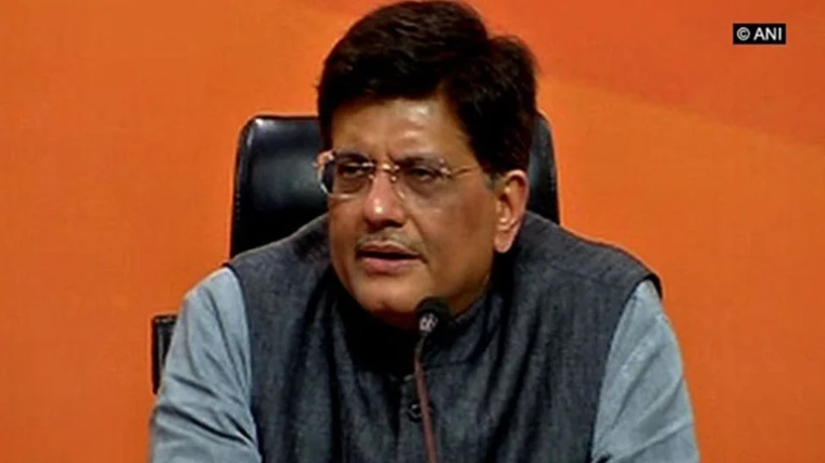 Must aim for $100 bn textiles export target in next five years: Union Minister Piyush Goyal